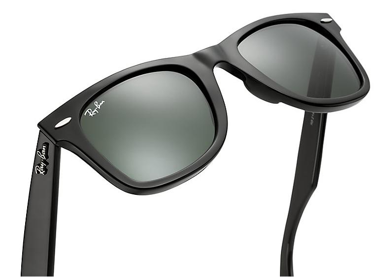 Venez découvrir notre sélection de lunettes de soleil rayban chez votre  opticien à Cannes Convergence Optique et entrez vous aussi dans la légende! 362a334cd49e