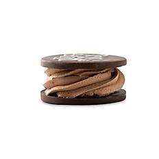 Chocolate disk