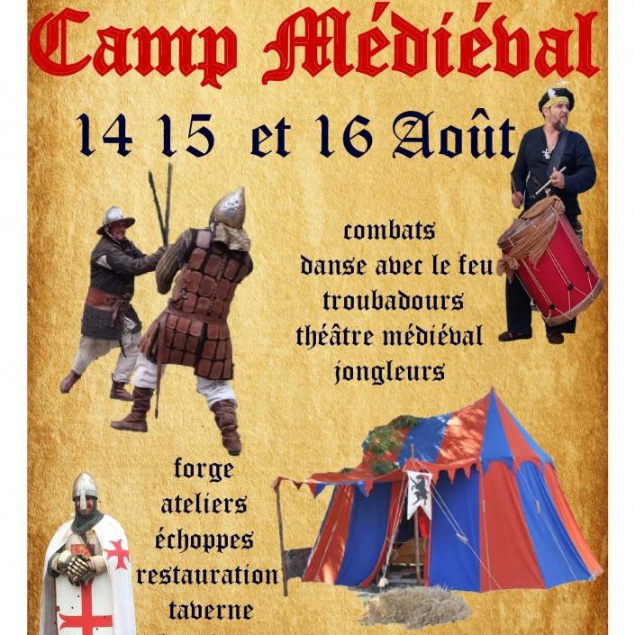 Camp Médiéval du Château de Mauvezin