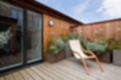Custom Home Deck