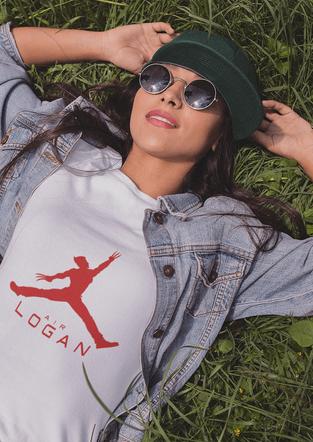 Air Logan (Red)