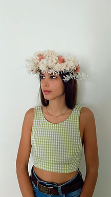Corona di fiori N°2
