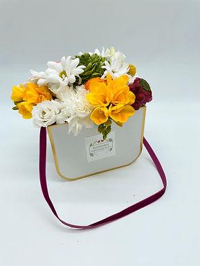 Flower bag  N°3