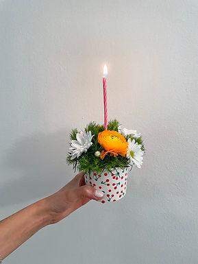 Muffin di compleanno 🎈