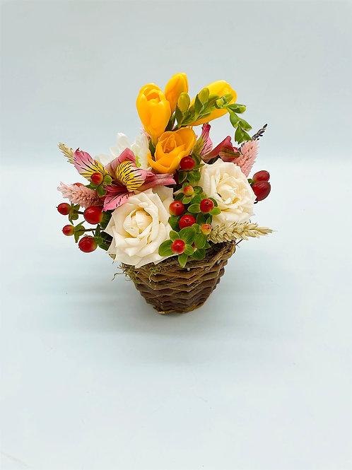 Nido di fiori N°5