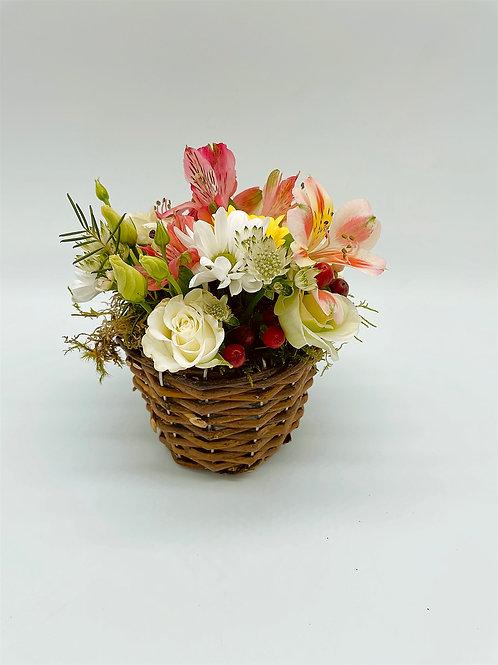 Nido di fiori N°4