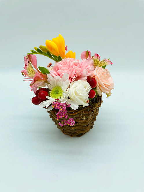 Nido di fiori N°7