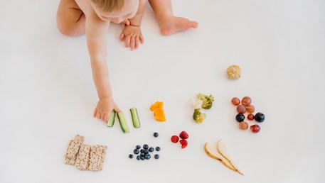 Está a alimentação do meu filho a comprometer a sua fala?