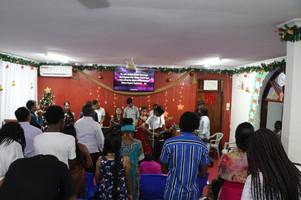 Worship Time