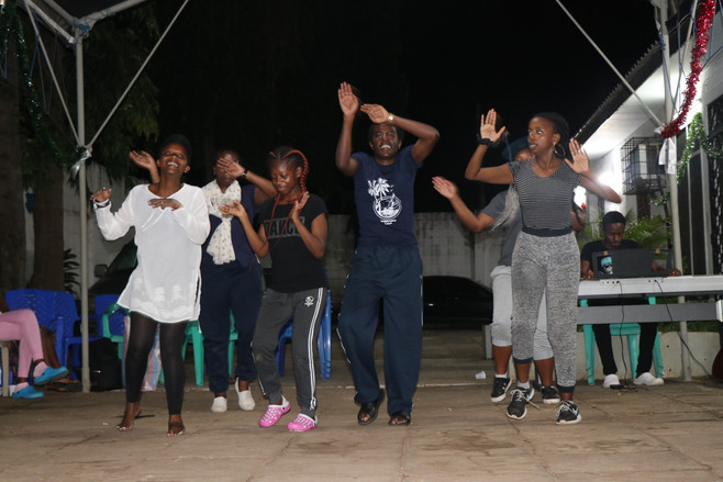 Dance by CITAM