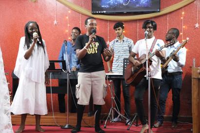 Joint Worship Team CRC & CITAM