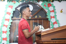 Sharing on evangelism
