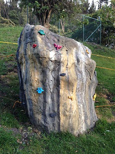 Rocas pequeñas