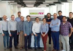 KODECO FEV Proje Başlangıcı