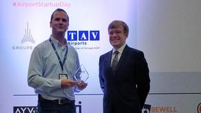 """TAV'ın düzenlediği """"Airport Startup"""" yarışma birincisi KODECO oldu!"""