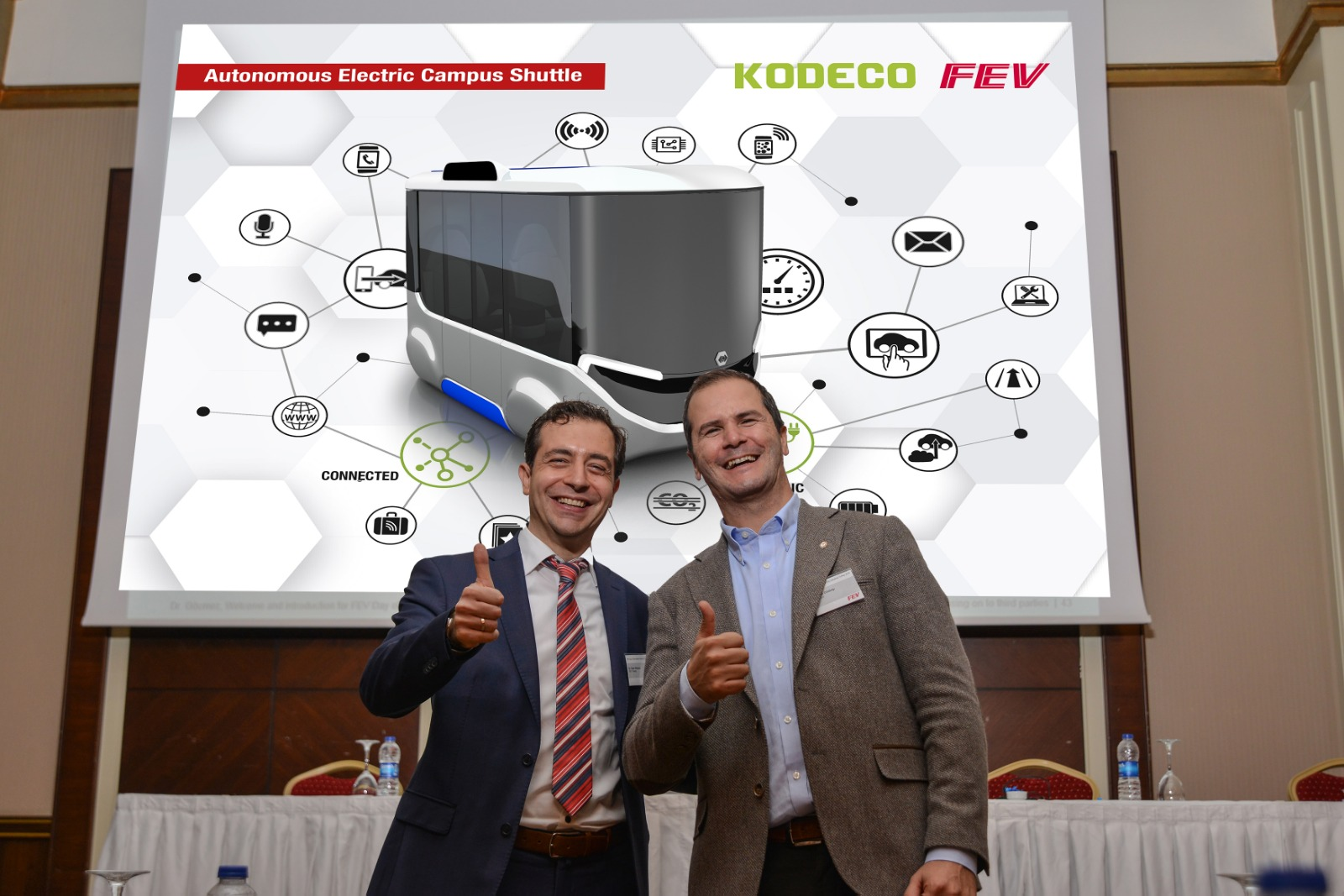KODECO & FEV Turkey