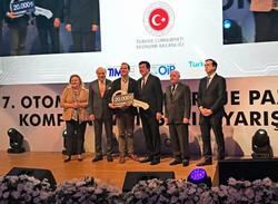 OIB Otomotiv Proje Ödül Töreni
