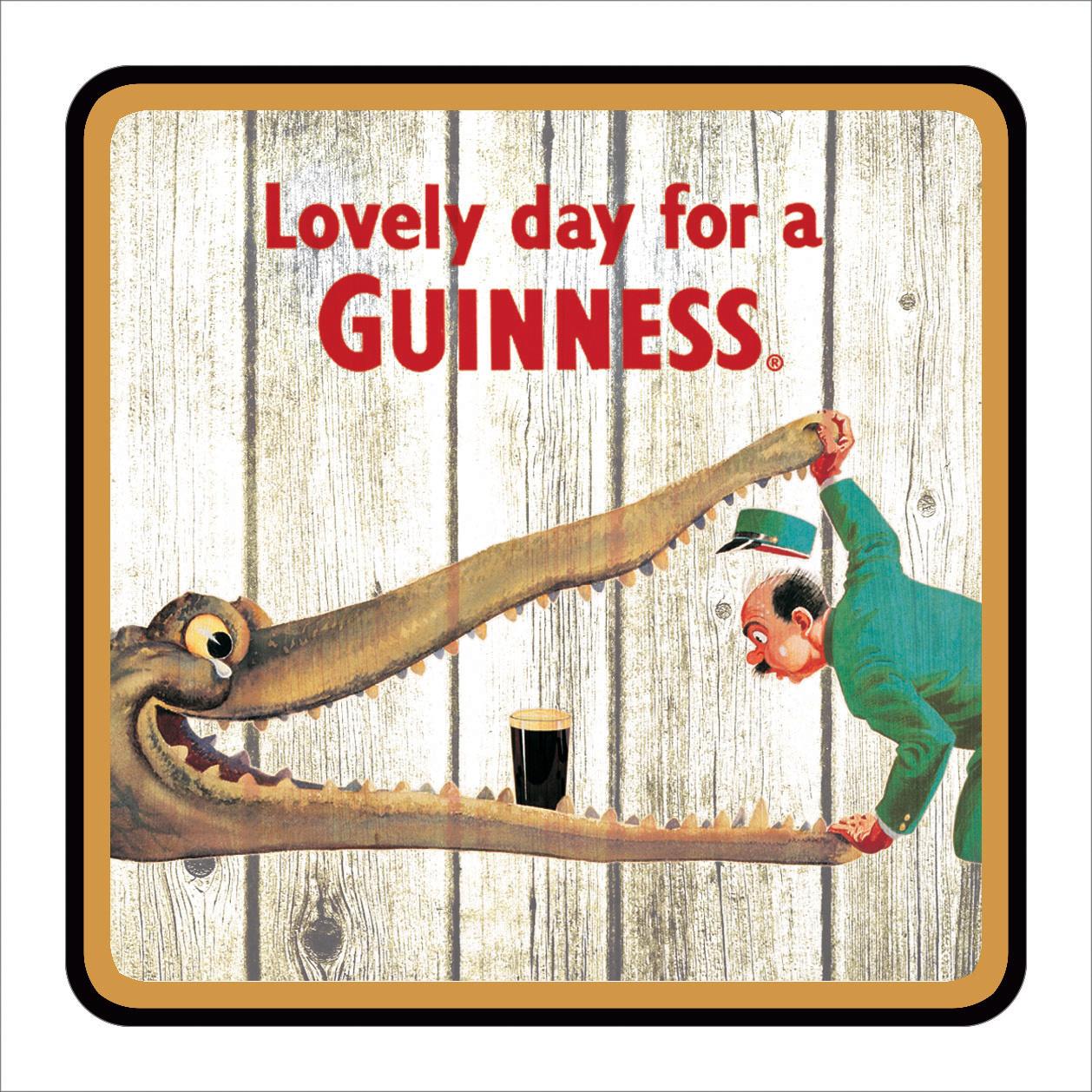 GuinnessCoaster