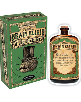 Brain Elixir, After-Dinner Riddles