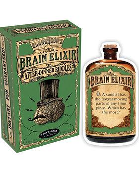 Brain Elixir, After-Dinner Riddles