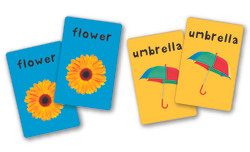 First 100 Words Cards