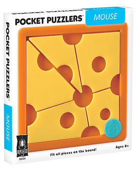 Mouse Pocket Puzzler