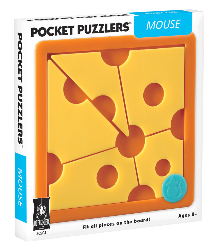 Mouse Pocket Puzzler Package