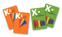 First 100 Alphabet Cards