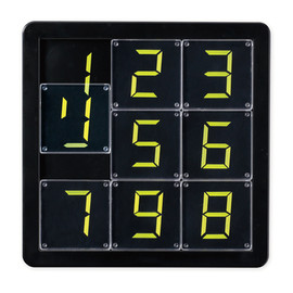 Numbers Pocket Puzzlers Board