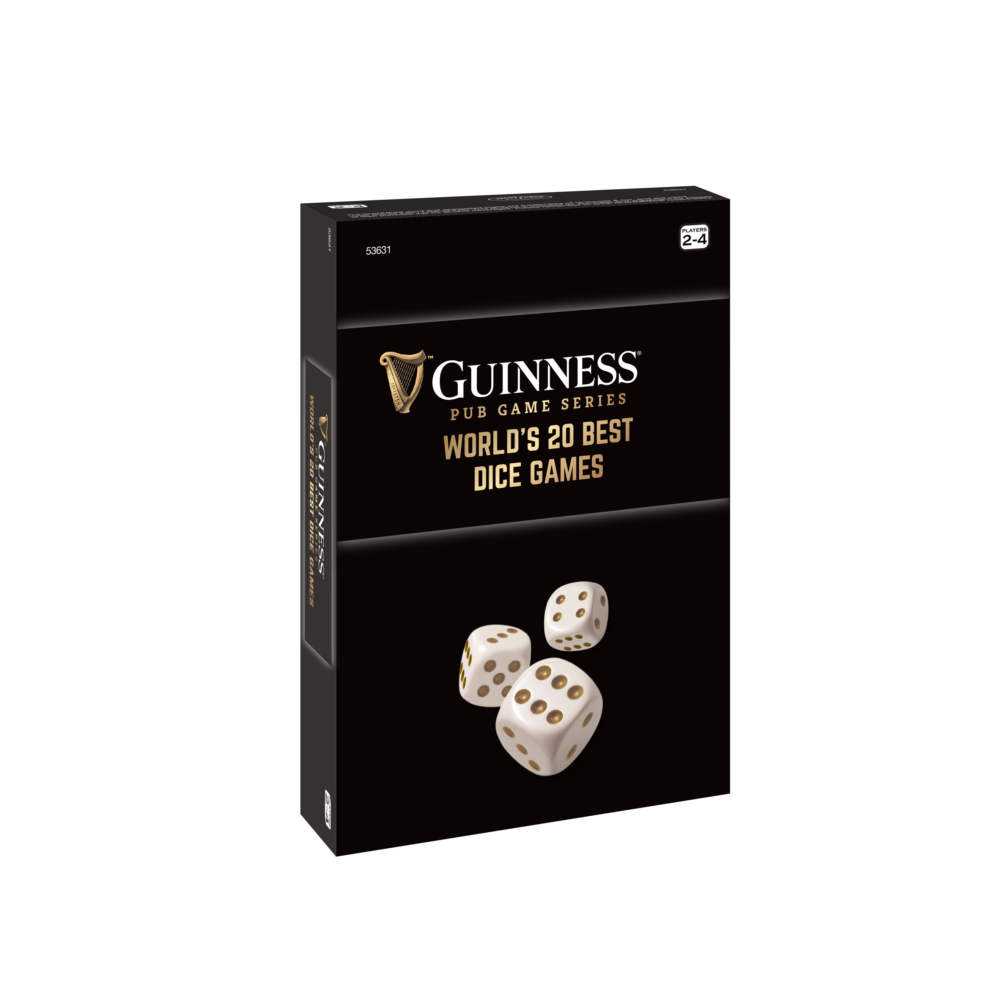 Guinness Worlds 20 Best Dice Pac