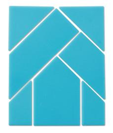 Tangram Pocket Puzzler Pieces