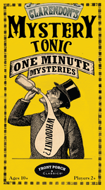 Mystery Tonic One Minute Mysteries Box