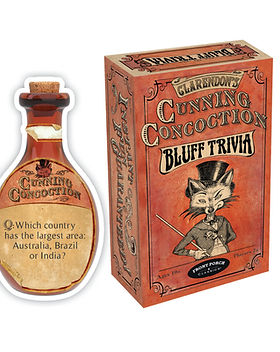 Cunning Concoction, Bluff Trivia