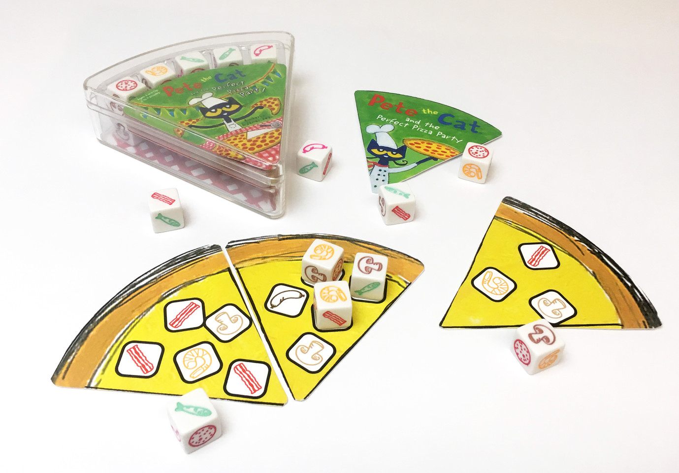 Pizza Party Components