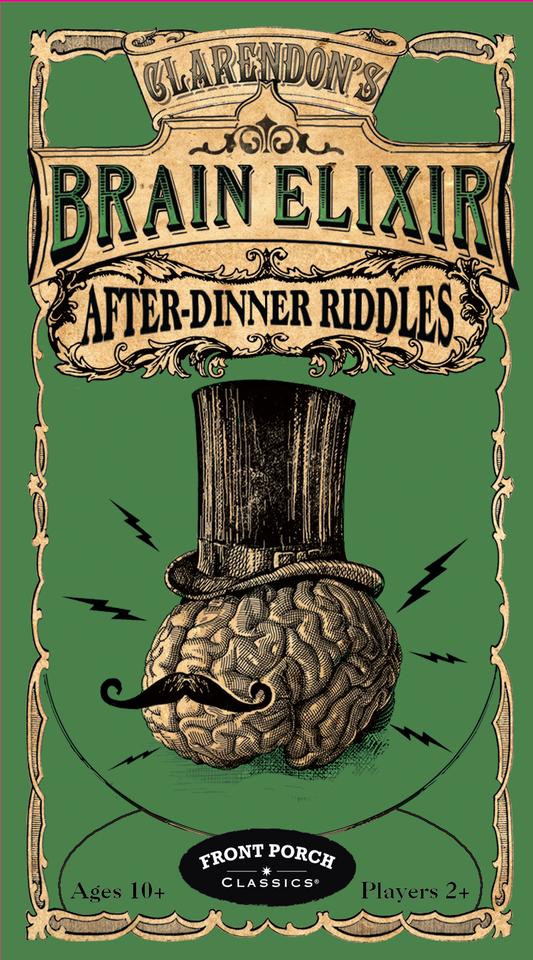 Brain Elixir Box Front