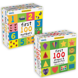 First100 Puzzle Cards