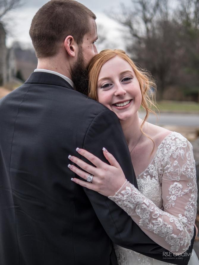 Introducing Audra & Brendan Adams | Wedding Photography | Boonsboro, MD