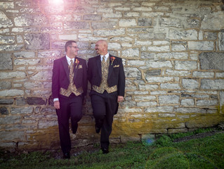 Ryan + Richard | Martinsburg, WV | Outdoor Wedding
