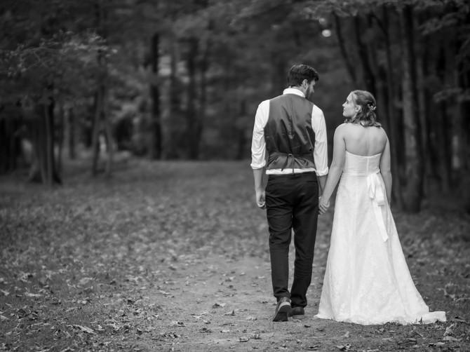 Introducing Emily & Zach | Wedding Photos | Berkeley Springs, WV