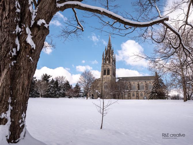 Winter Photos of Mercersburg Academy   Mercersburg, PA