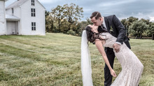 Alternatives to Highly Edited Wedding Videos at The Historic Springfield Barn | Williamsport, MD