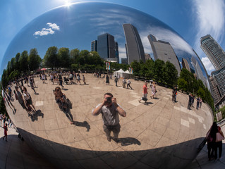 Cloud Gate (The Bean) | Chicago, IL
