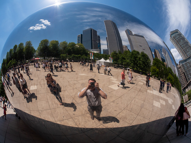 Cloud Gate (The Bean) | Chicago, IL