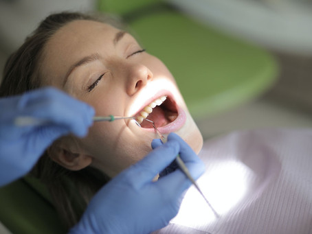 Dentists should be selling gold in Canada right now