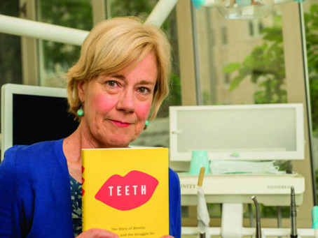 Inside America's oral health crisis: An interview with author Mary Otto