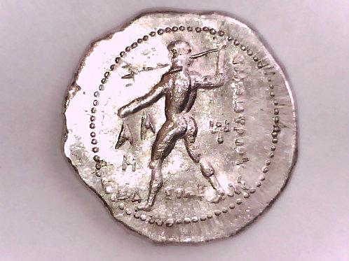 Macedon King Demetrios Poliorketes Tetradrachm