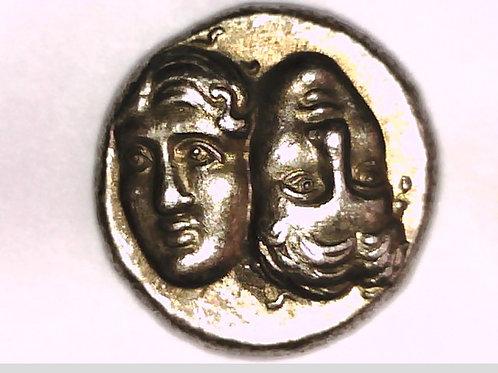 Greece, Thrace, Euxinos Pontos, Istros, Drachm
