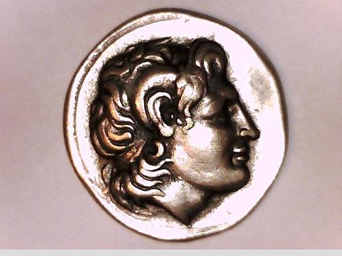 Macedon, King Lysimachos, Amphipolis Tetradrachm