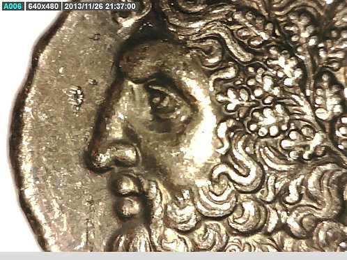 Epeiros King Pyrrhos, Tetradrachm Coin