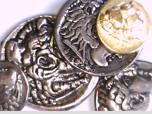Lot of 5 Alexander III Tetradrachm Drachm Stater